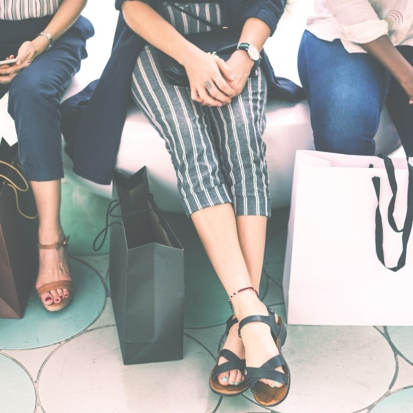 Shopping trip to the mall with friends The United States and Africa Imports Trade Facts