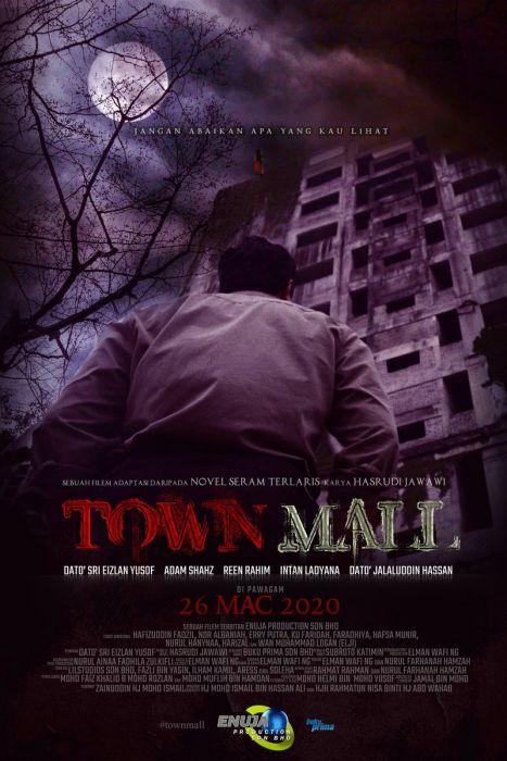 Review Filem Seram Town Mall 2020 Adaptasi Novel Kisah Sebenar
