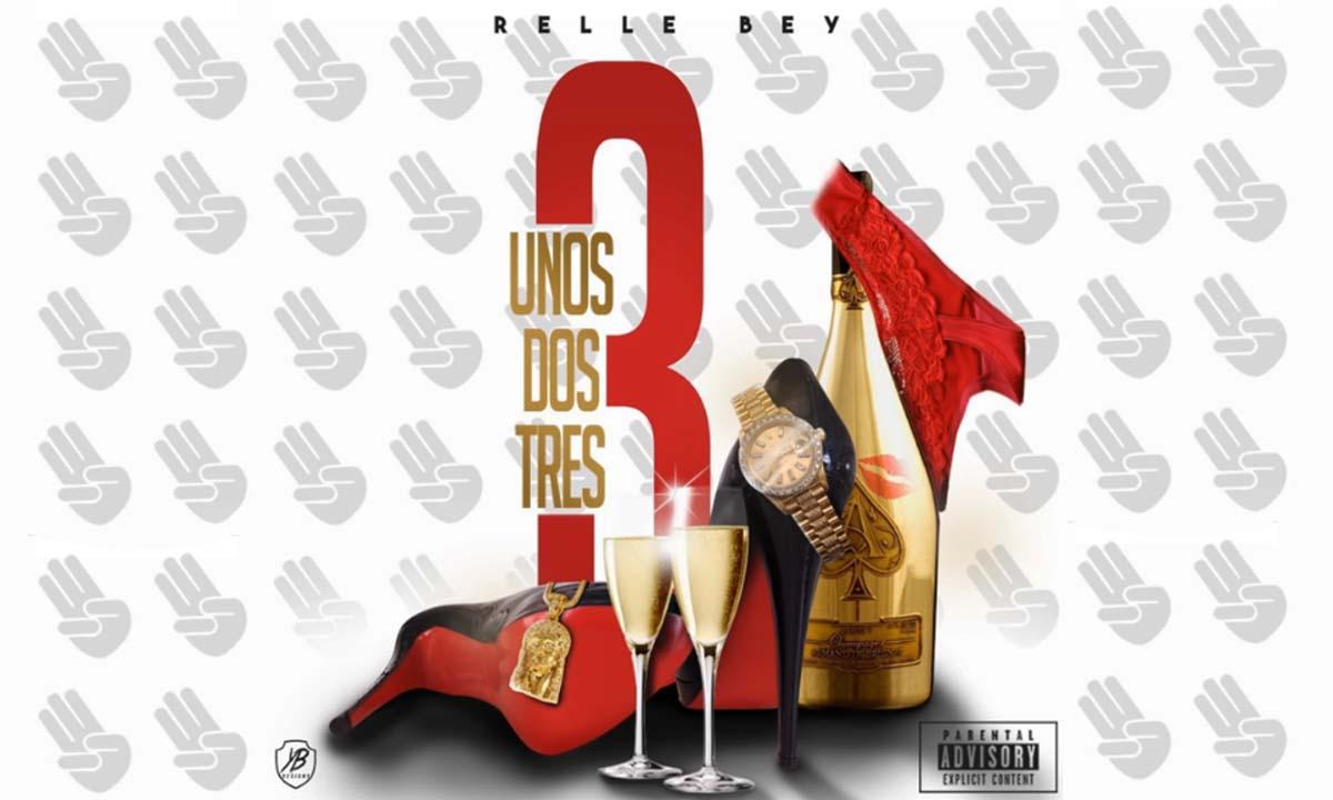 Relle Bey - Uno Dos Tres lirik terjemahan