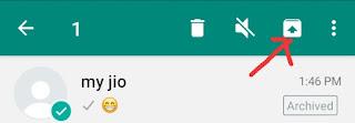 WhatsApp Chat Unhide Kaise Kare
