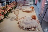 casamento com cerimônia e recepção na casa da figueira em porto alegre com decoração romântica e delicada em rosa ouro rosê e perolas criando um clima harmonioso e delicado por fernanda dutra eventos