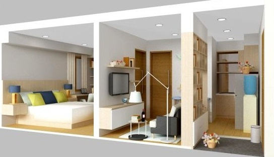 Maksimalkan Interior Rumah Minimalis Anda