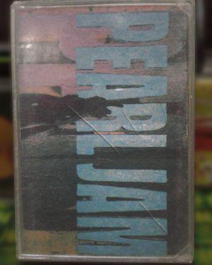 Kaset Pearl Jam - Ten