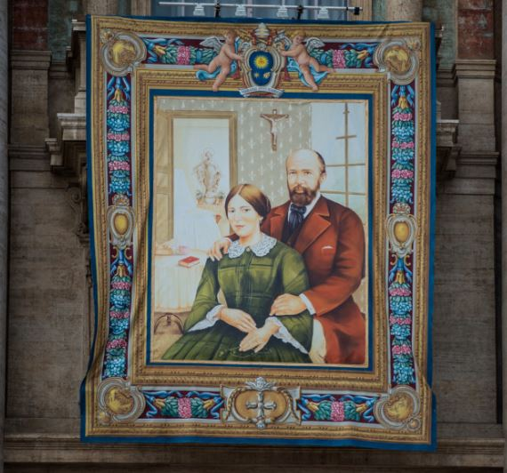 JULY 12 - The Feast of Saints Louis and Zélie Martin, The parents of St Thérèse