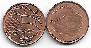 5 centavos, 2010