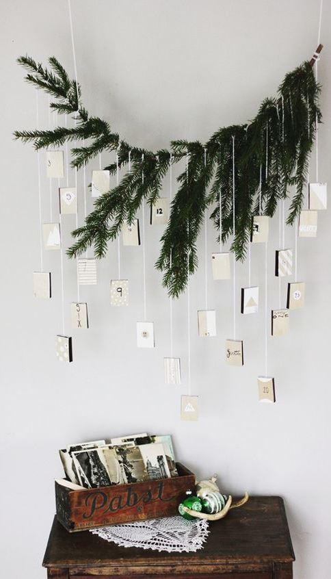 SCANDINAVIAN CHRISTMAS :: Advent Calendar Ideas