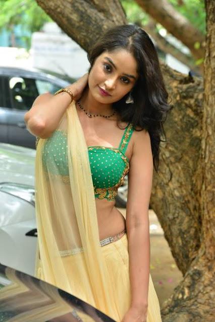 60 Actress Nikita Pawar Hot Cleavage and Navel Photo Stills Actress Trend
