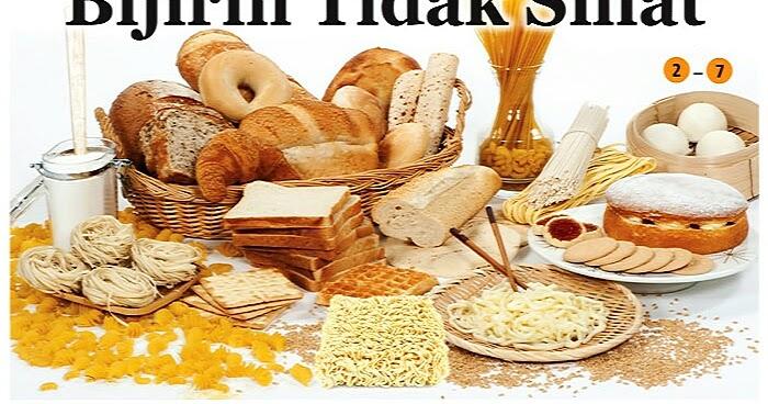 Waspadai Bahaya Gluten Bagi Kesehatan Tubuh