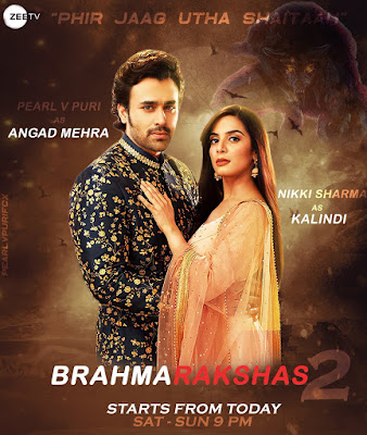 Brahmarakshas 2 (2020) Hindi 720p WEBRip x264 [Episode 37]