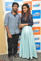 Shravya in skirt and tight top at Vana Villu Movie First Song launch at radio city 91.1 FM ~  Exclusive 141.JPG