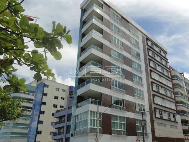 ENC: 1160 - Art Nouveau Residence - Frente ao Mar - Apartamento 3 suítes - Mobiliado - Centro - Itapema/SC