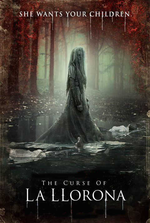 The Curse of La Llorona [2019] [DVDR] [NTSC] [CUSTOM HD] [Latino]