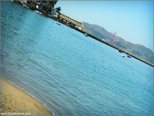 Aquatic Park Cove