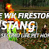 FREE WK Firestorm Mustang • Get Your Free Second Life Pet Horse