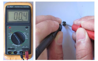 magnetic rod inductor