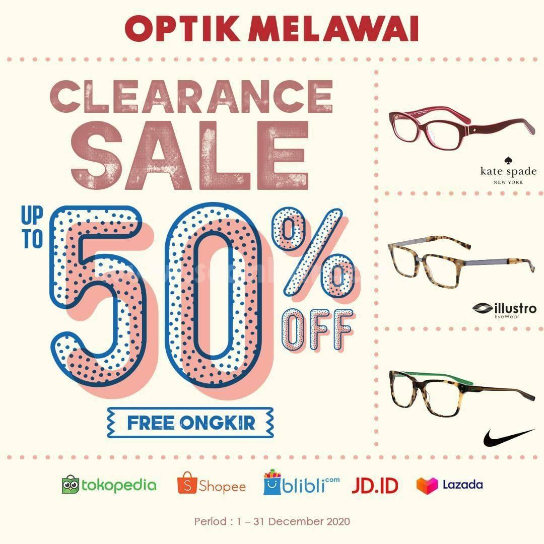 Optik Melawai Clearance Sale Up to 50% Off