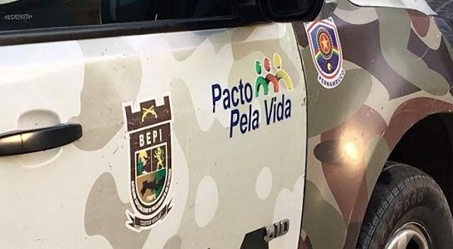 Traficante é presa e diz que traficava para sustentar os filhos em Lajedo, PE