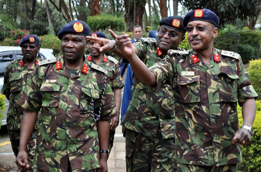 KDF roles in Kenya, Video and Photos