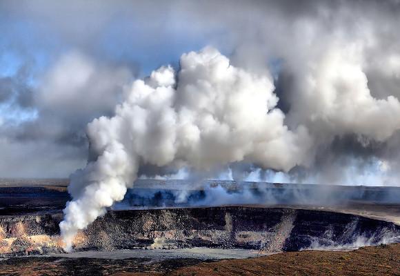 Vulcao-Kilauea Havaí