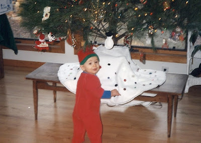 TBT Christmas, 1995 https://www.etsy.com/shop/JeannieGrayKnits