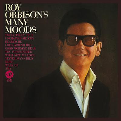 Roy Orbison - Roy Orbison's Many Moods (1969)