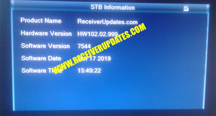 ALI3510C HW102 02 999 HD RECEIVER TEN SPORTS LATEST SOFTWARE
