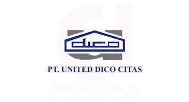 Lowongan Kerja PT United Dico Citas