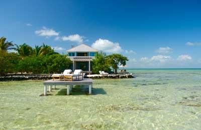 Private Island - Cayo Espanto, Belize