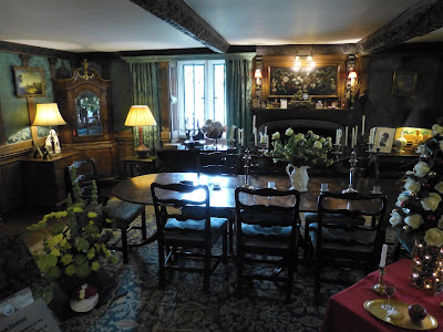 The Green Parlour, Athelhampton House, Dorset