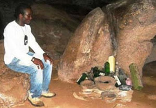 I sleep in graves to stay alive - Ghanaian man who recently acquired spiritual powers