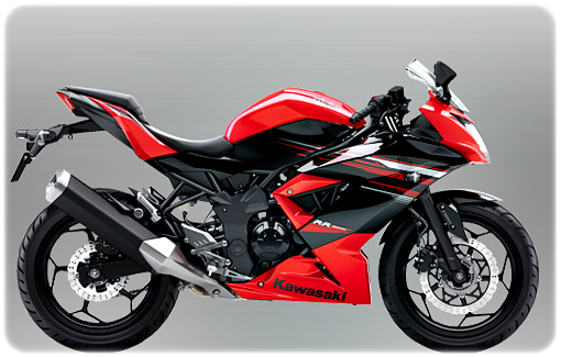 Harga Kawasaki Ninja RR Mono Terbaru Agustus 2015