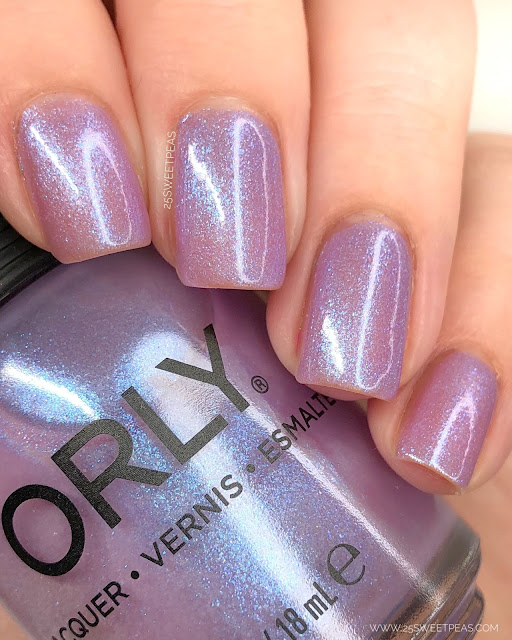 Orly Magic Moment 25 Sweetpeas