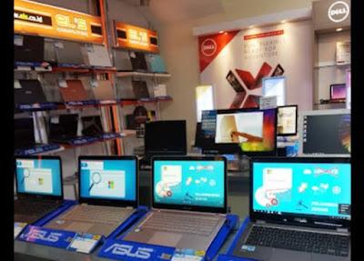 jual beli laptop bekas daerah Solo, Jawa Tengah