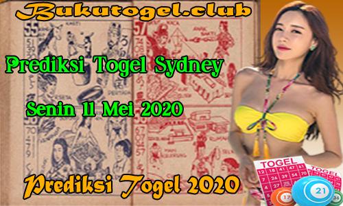 Prediksi Togel Sydney Senin 11 Mei 2020