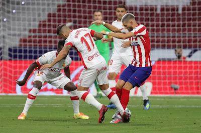 ملخص وملخص واهداف مباراة اتلتيكو مدريد وريال مايوركا (3-0) الدوري الاسباني