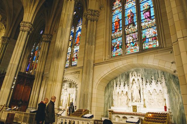 セント・パトリック大聖堂(St. Patrick's Cathedral)