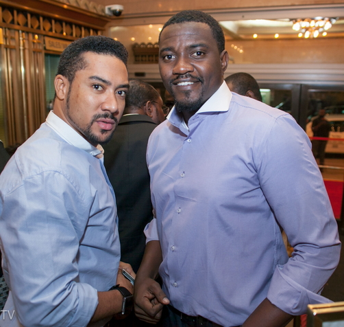 john dumelo misses majid michel wedding