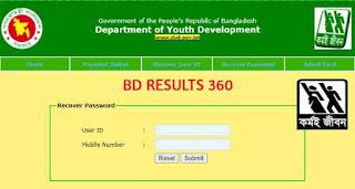 Youth Development Department Jobs Circular 2020