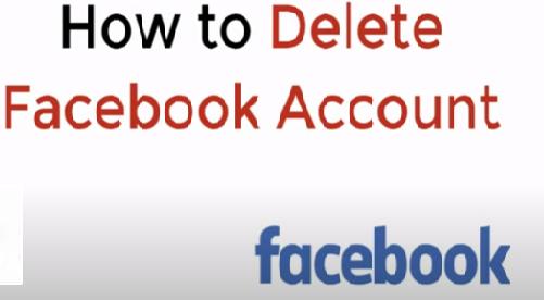 delete fb account