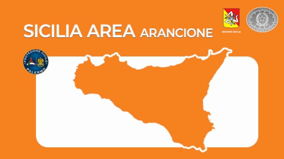Covid Sicilia Arancione