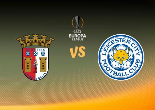 Sporting Braga vs Leicester City  Resumen