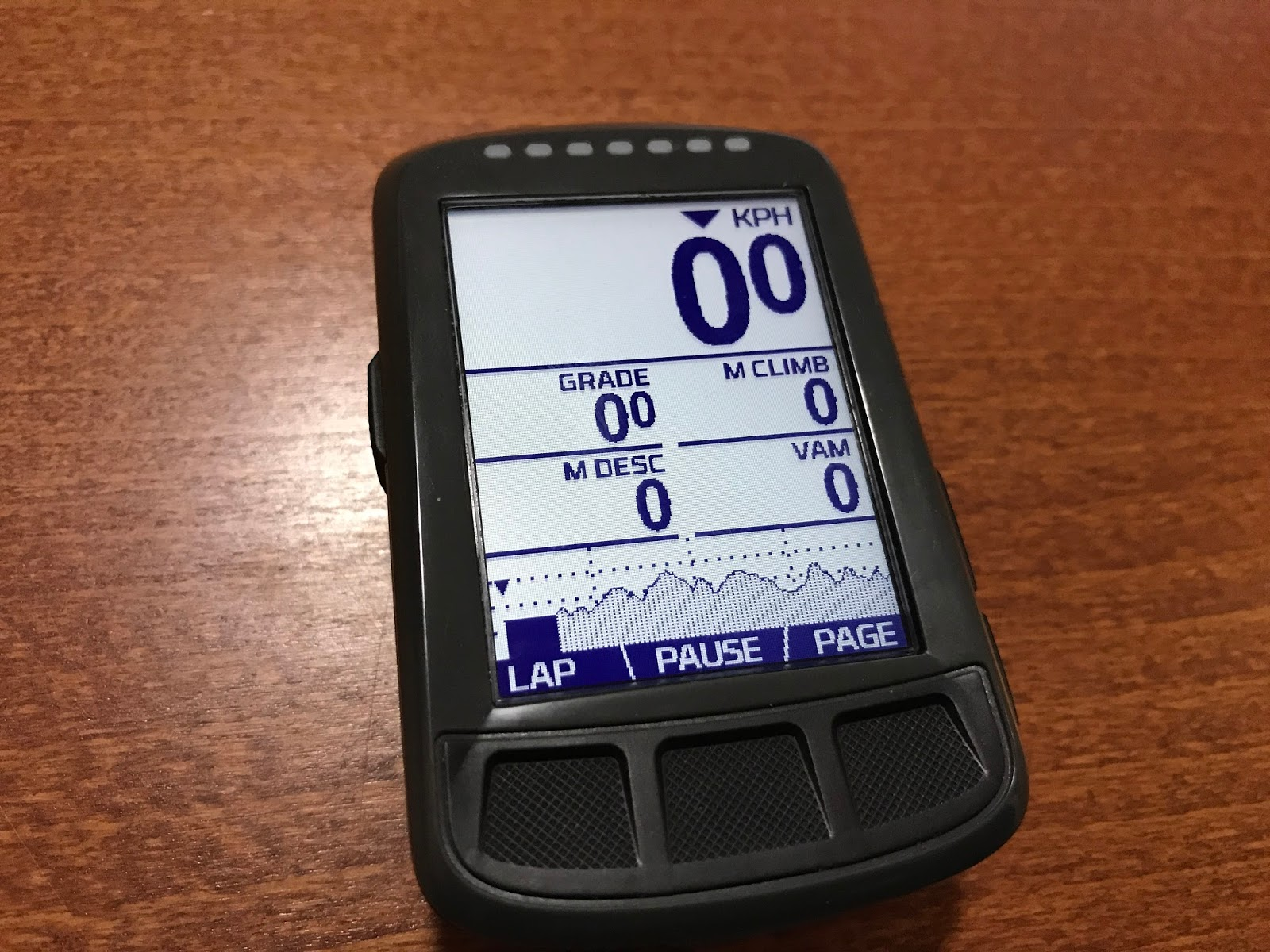 Tales from the llama   : Wahoo ELEMNT / ELEMNT BOLT GPS