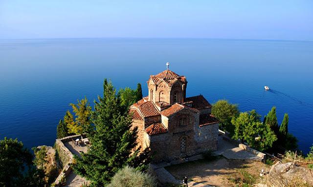 Ohrid Lake, Albania / Macedonia