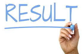 UPSSSC Combined Stenographer Result 2016