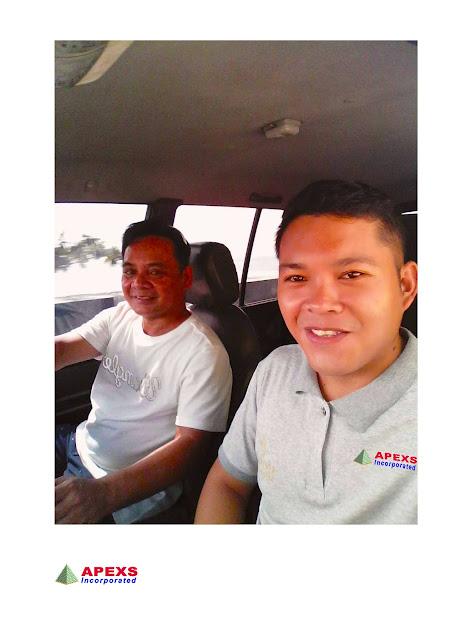 APEXS: 2019 LGU Duero Bohol installed Automated Weather Station using Davis Vantage Vue