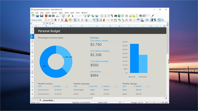 Neat Office - Word, Excel, PDF, Powerpoint Free