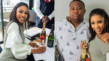 """Mercy didn't sign any ambassador deal with Moet""– Nigerian lady reveals"