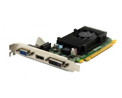 Nvidia GeForce GT 610ドライバーのダウンロード