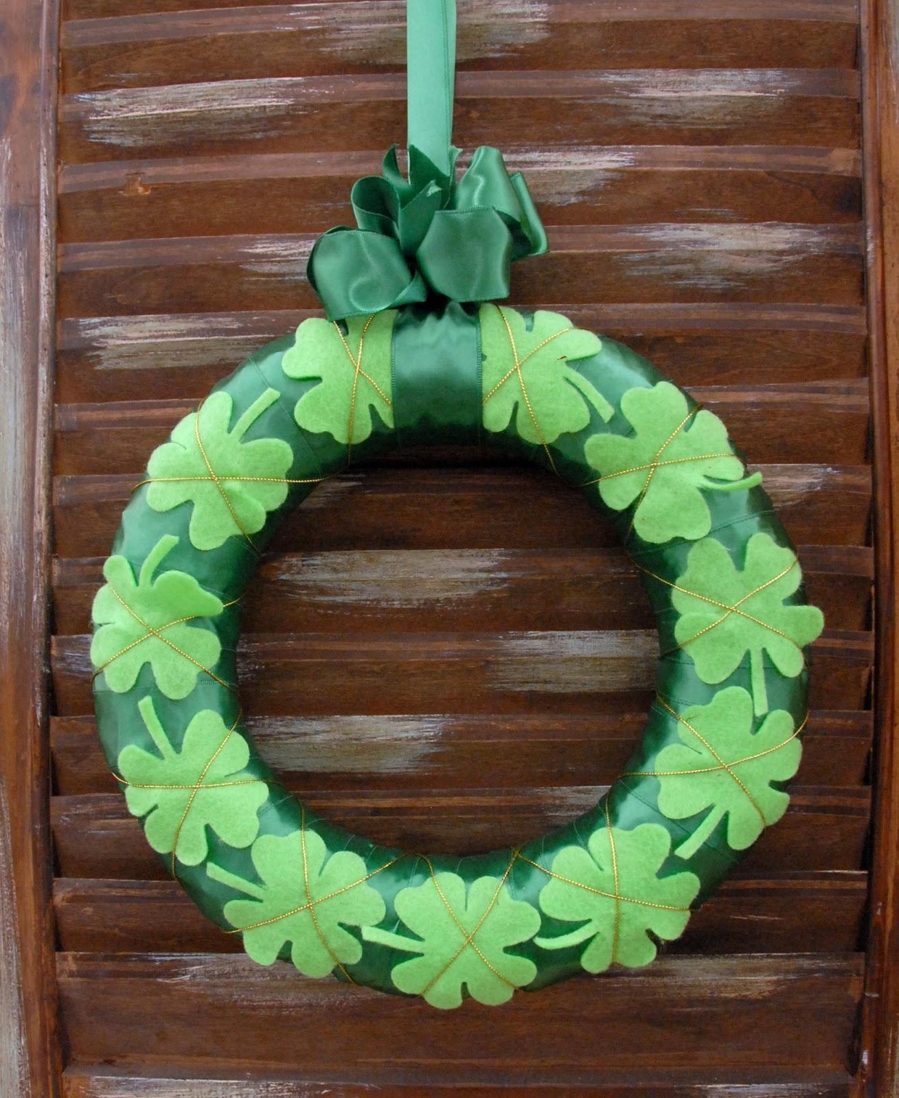 St Patricks Day Crafts: Ben Franklin Crafts And Frame Shop, Monroe, WA: St