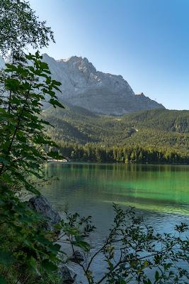 3-Seen-Tour Eibsee – Badersee – Pflegersee | Wandern Garmisch-Partenkirchen 03